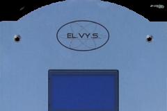 Kabínové tablo s BA590, laserové logo, podsvietenie staníc.